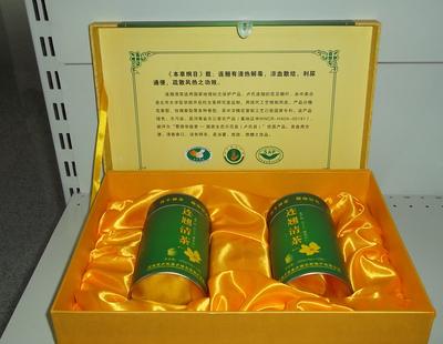 卢氏连翘茶